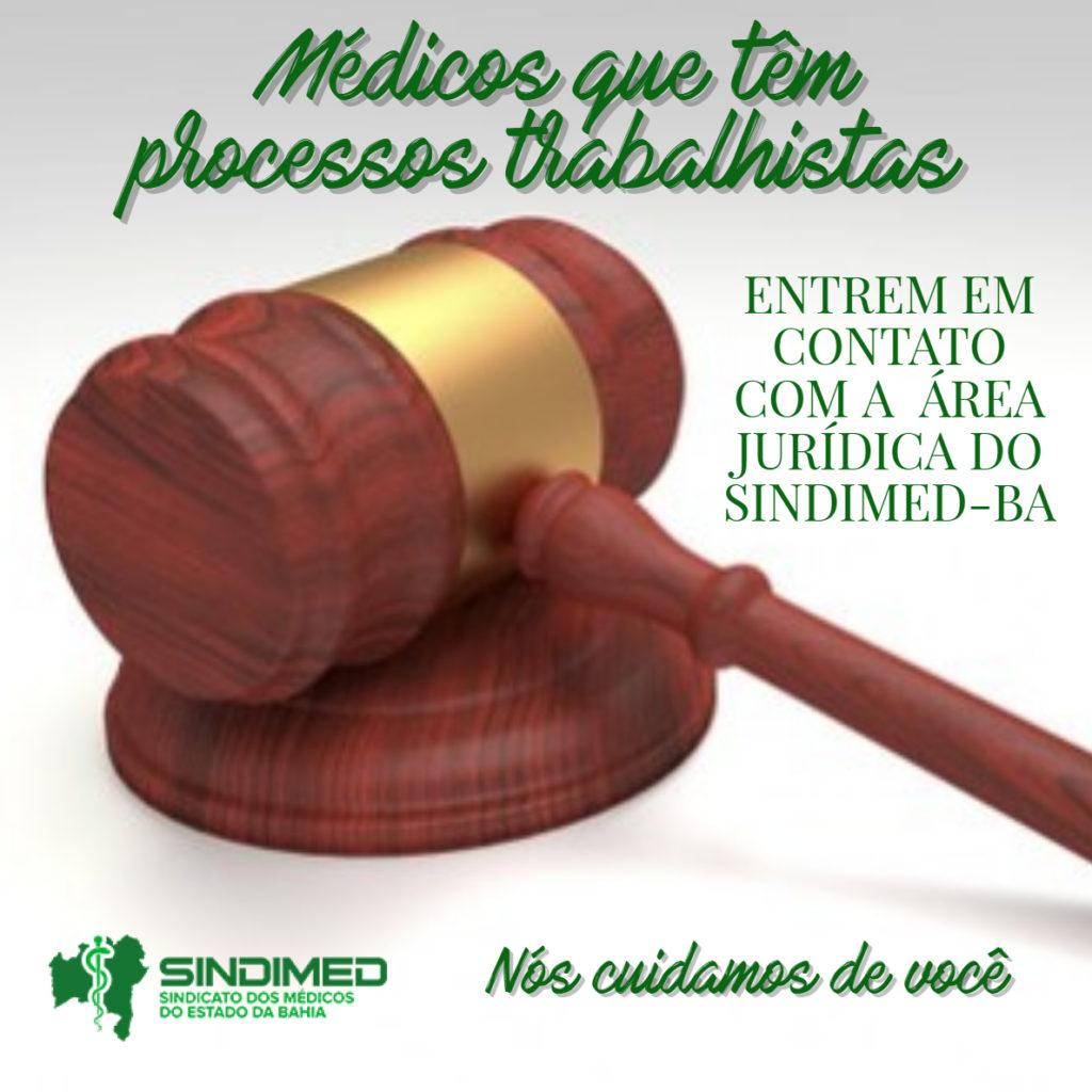 Apoio Jurídico Sindimed