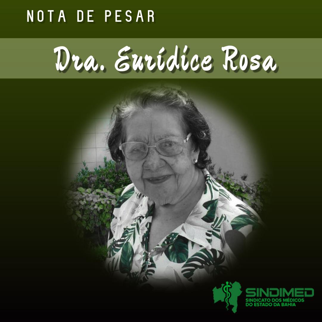 Médica Eurídice Rosa