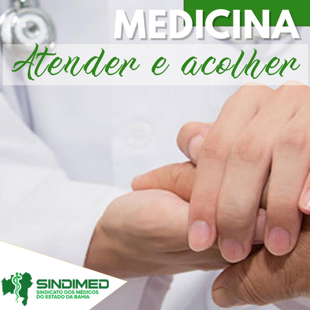 """""""Embora a revolução tecnológica seja bem vinda em todas as áreas e também na Medicina, a notícia da regulamentação da telemedicina pelo CFM, vem trazer para o meio médico preocupações compartilhadas pelo Sindimed-BA. Desejamos uma contínua melhoria da assistência e chamamos a atenção que não podemos nos afastar dos princípios éticos que sempre nortearam a nossa profissão"""", afirma a Dra. Ana Rita de Luna Freire Peixoto, presidente do Sindicato dos Médicos do Estado da Bahia. #Medicina #humanapresença #MédicosdaBahia #MédicosdoBrasil"""