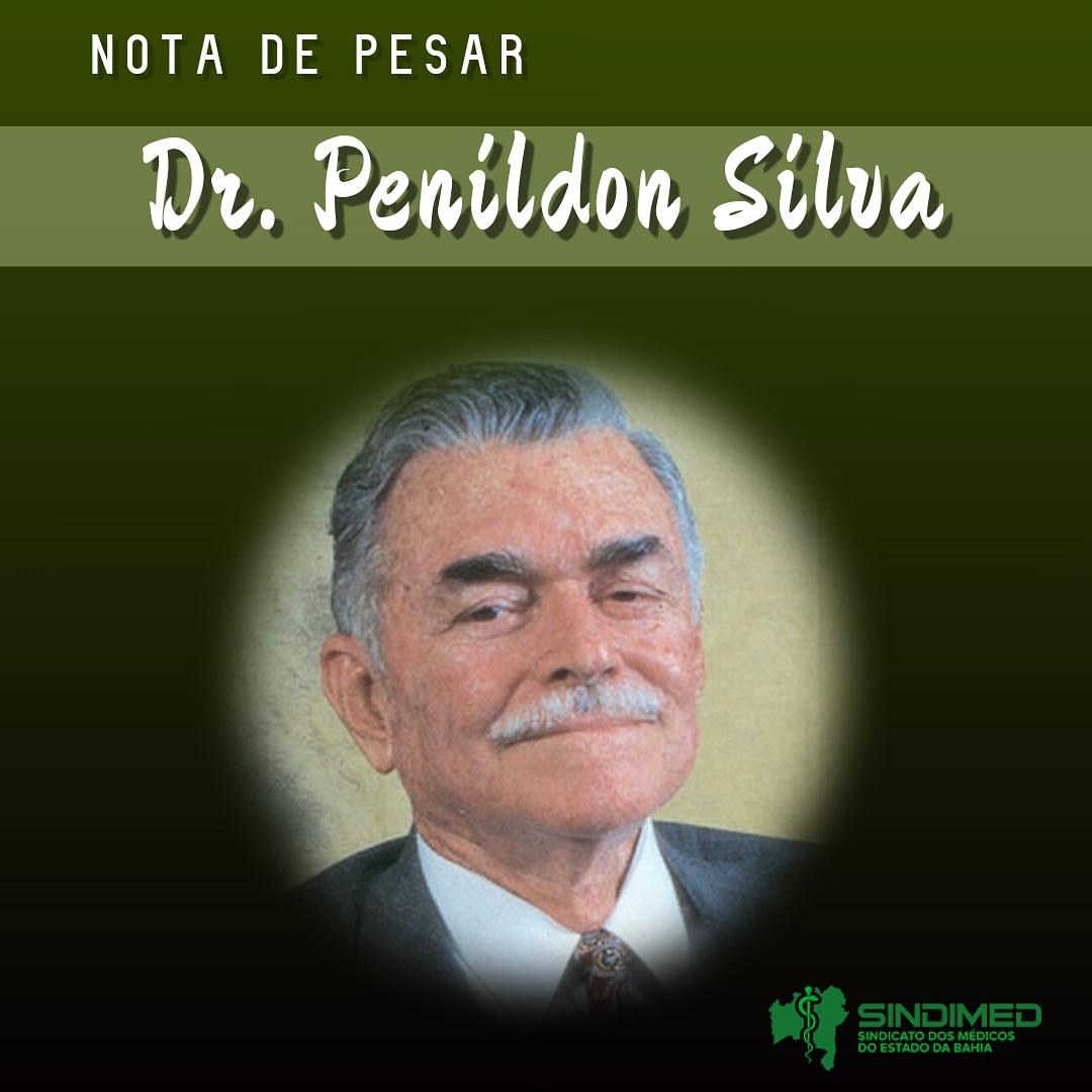 É com pesar que Sindicato dos Médicos do Estado da Bahia informa a morte do Dr. Penildon Silva, aos 98 anos de idade. Mestre querido de muitos médicos do nosso estado, ele foi professor titular de Farmacologia na UFBA.