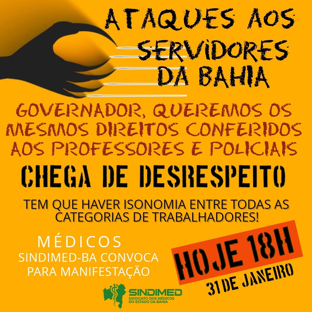 Previdência dos servidores da Bahia
