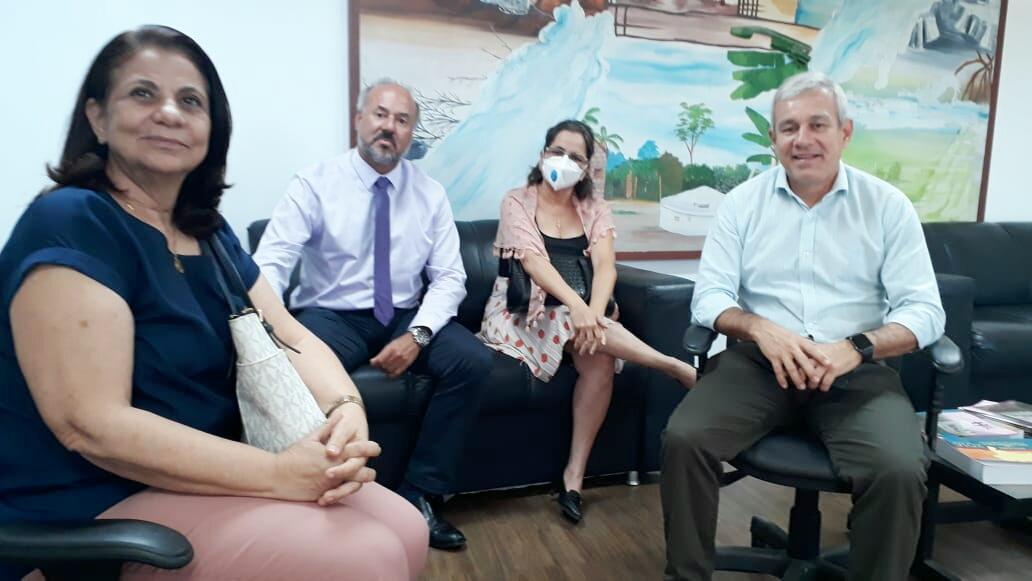 Entidades médicas da Bahia Se reúnem contra coronavírus