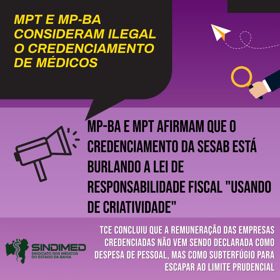 Credenciamento burla lei de responsabilidade fiscal